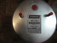 Воздушная подушка Springride 1R11-781